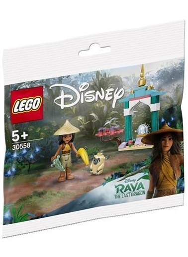 Lego Lego 30558 Disney Raya Ve Ongi'Nin Kalş Diyarı Macerası Renkli